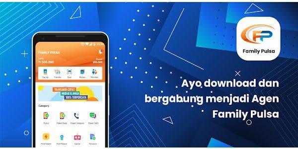 download aplikasi android family pulsa gratis